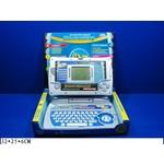 Joy Toy Компьютер 7006 обучающий, на батарейках, в коробке 32х25х6см