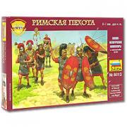 Римская пехота II - I веков до нашей эры. Набор миниатюр