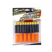 Игрушка Zuru X-shot Suction Cup Dartz 0110B Запасной бое