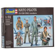 "Набор миниатюр ""Пилоты НАТО"""