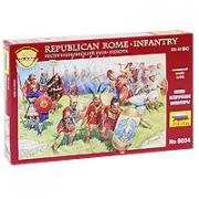 """Набор миниатюр """"Республиканский Рим: Пехота"""""""