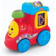 Игрушка Mattel Fisher-Price Смейся и учись. Поезд X1468