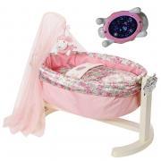 Игрушка Zapf Creation Baby Annabell 792-865 Колыбель с ночником