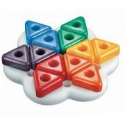 Quercetti Мозаика Геометрия треугольники (13 элементов)