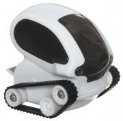 DeskPets Микро-робот на радиоуправлении Танкбот цвет белый