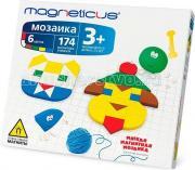 Magneticus Мозаика магнитная 174 элемента