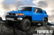 Трофи модель CMX от MST (Max Speed Technology) 1|10 RTR TOYOTA FJ...