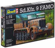 Revell Сборная модель Полугусеничный тягач Sd.Kfz. 9 FAMO
