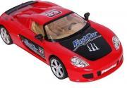 Радиоуправляемая модель автомобиля Mioshi Tech 2012-3(красно-черная)
