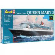"""Сборная модель Revell """"Лайнер Queen Mary 2"""""""