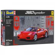 """Сборная модель Revell """"Автомобиль Ferrari 360 Spider"""""""