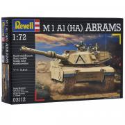 "Сборная модель Revell ""Танк M1 A1 (HA) Abrams"""