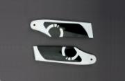 Лопасти хвостовые карбон 85mm - RVOT008500