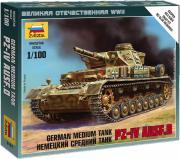 Звезда Сборная модель Немецкий средний танк Pz-IV Ausf D