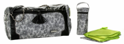 Сумка Kalencom Pippen Bag Lacy Black White