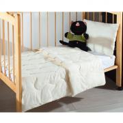 """Одеяло """"Fani/Фани"""", 110 х 140 см, цвет: белый"""
