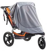 Тент BOB Накидка от солнца на коляску для двойни с поворотным колесом