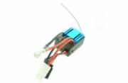 Приемник-регулятор скорости, E10 (коллекторный) - HTX-241RE