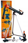 Levenhuk LabZZ MTB3 набор: микроскоп, телескоп и бинокль