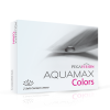 AQUAMAX COLORS PLANO (2 линзы); BLUE