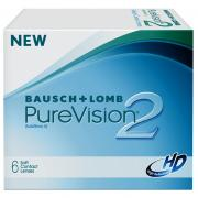 PureVision 2HD (6) Контактные линзы PureVision 2 HD R:=8.6 D:=-0,50...