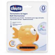 Chicco Термометр для ванны Рыба-Шар цвет желтый от 0 месяцев