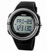 Спортивные часы с пульсометром и шагомером SKMEI 1111