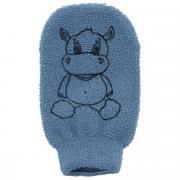 """Мочалка-рукавица детская """"Riffi"""", голубой"""
