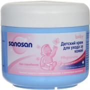 """Крем детский для ухода """"Sanosan baby"""", 150 мл"""