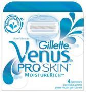 Сменные лезвия Gillette Venus ProSkin Moisturerich 4 шт
