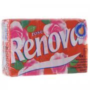 """Платочки бумажные Renova """"Rose"""", парфюмированные, четырехслойные,..."""