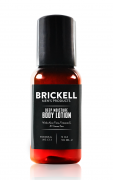 Brickell Deep Moisture Body Lotion Travel Size - Увлажняющий лосьон...