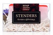 """Stenders Мыло в коробке """"Клюквенное"""", 115 г"""