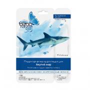 """Плацентарная маска""""акулий жир"""" для лица и шеи dizao natural"""