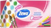 """Zewa Платки косметические в коробке """"Everyday"""", двухслойные, цвет:..."""