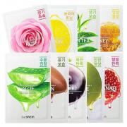 Маска The Saem Natural Mask Sheet (Acai Berry)