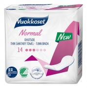 Vuokkoset 14 Normal Without Wings 89605