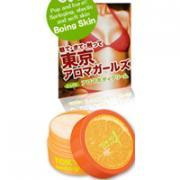 Крем для тела с ароматом апельсина