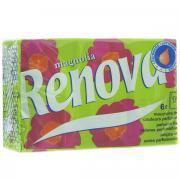 """Платочки бумажные Renova """"Magnolia"""", парфюмированные, четырехслойные,..."""