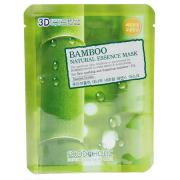 Тканевая 3d маска с натуральным экстрактом бамбука foodaholic