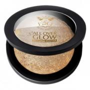 Бронзирующая пудра Kiss - Make Up Deep Glow Face & Body Bling Powder...