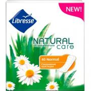 "Прокладки ""Libresse"" natural care ежед. 40шт(1)"
