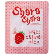 Маска SHARA SHARA Real sauce strawberry mask