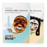 Маска Tony Moly Mask In The World Hydrogel (Bride Of Korea)