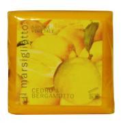 """Мыло Nesti Dante """"Il Marsiglietto. Лимон и бергамот"""", 100 г"""