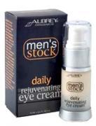 Aubrey Organics Крем мужской увлажняющий для кожи вокруг глаз