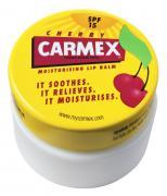 Carmex Бальзам для губ с ароматом вишни с защитой от воздействия...