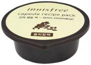 Innisfree Capsule Recipe Капсульная маска с экстрактом риса, 10 мл