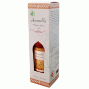 Масло ростков пшеницы для кожи и волос organic aromelle