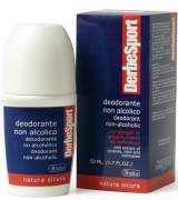 Derbe Deodorante Roll-On - Дезодорант 50 мл